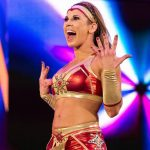 Mickie James is a former WWE champion
