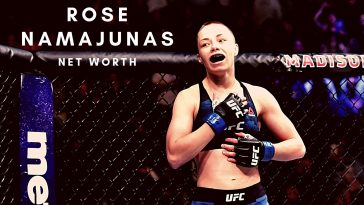Rose Namajunas has a decent net worth thanks to her UFC career