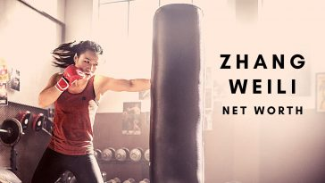 Zhang Weili has a decent net worth in the UFC