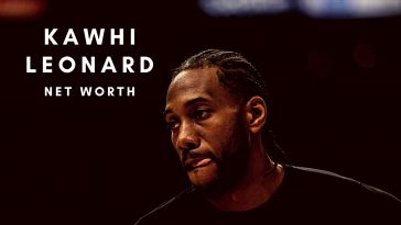 Kawhi Leonard is one of the biggest names in the NBA and has a huge net worth