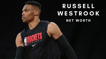 Russell Westbrook has a huge net worth