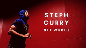Steph Curry is one of the top stars in the NBA and has a huge net worth